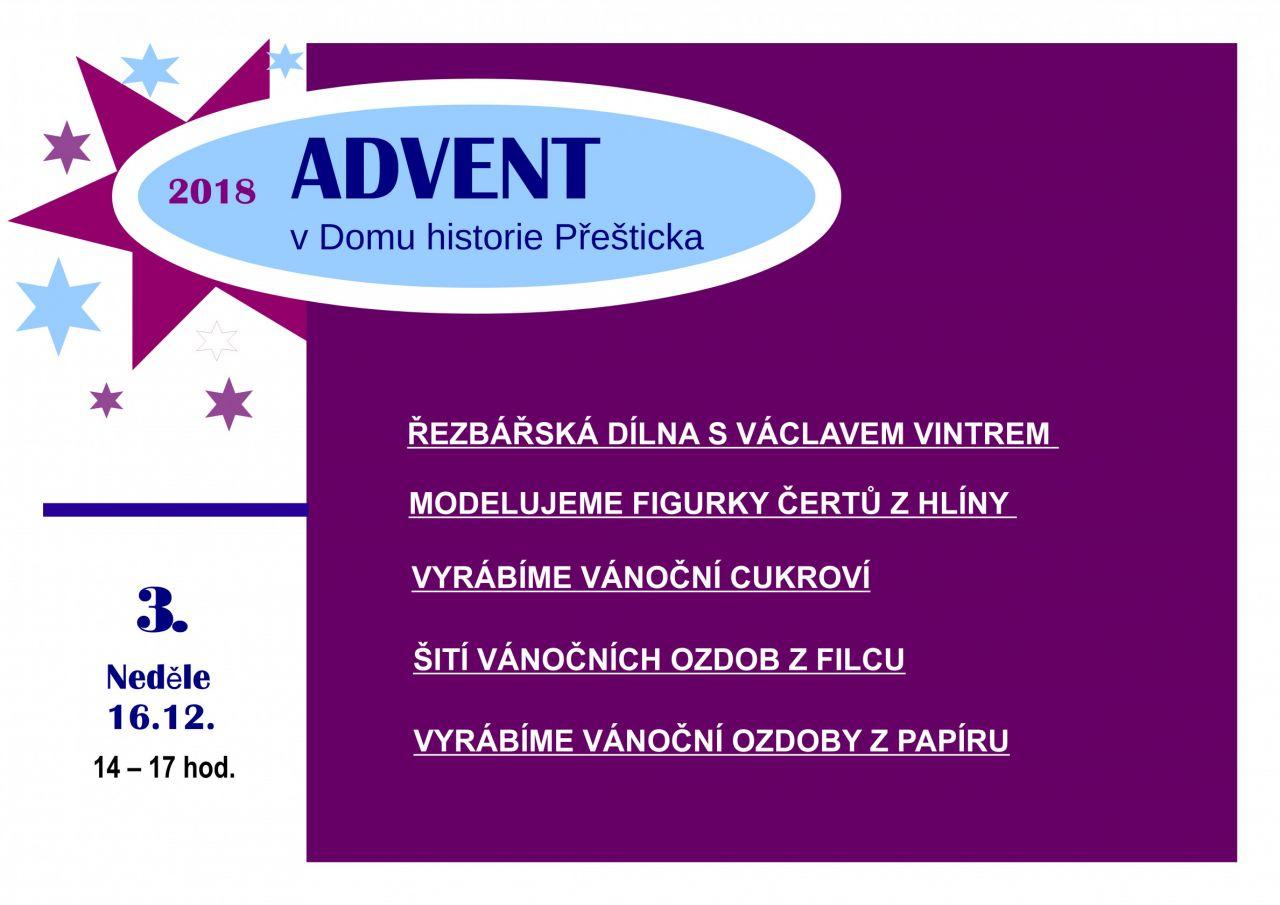 třetí advent