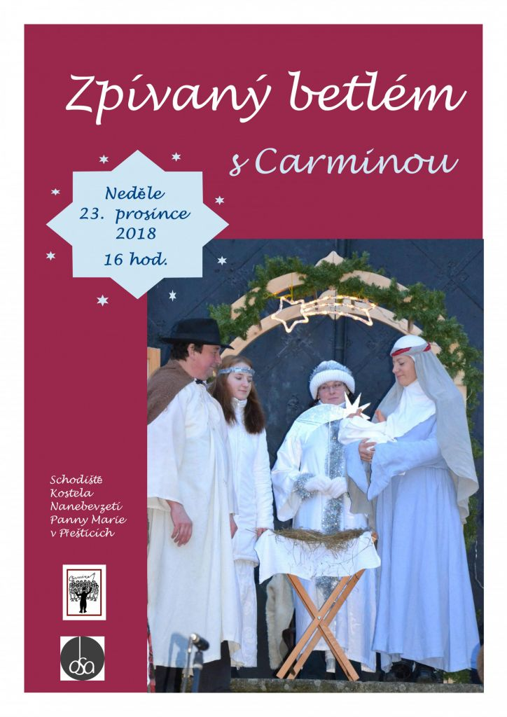 Zpívaný betlém s Carminou